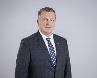 Sascha Blodau, UK General Manager bei der Gauselmann Gruppe.