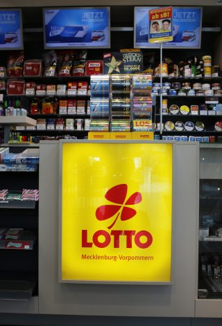 GlГјcksrakete Lotto