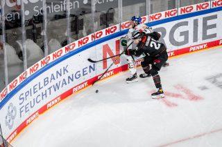 LOTTO Bayern und die Spielbank Feuchtwangen sind Teampartner der Nürnberg Ice Tigers. (Foto: Thomas Hahn)