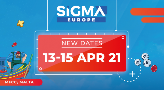 SiGMA Europe moved to April