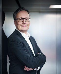 Lars Rogge, Vorsitzender der Geschäftsführung des Verbandes der Deutschen Automatenindustrie e.V.