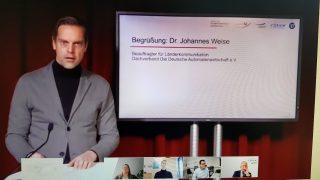 DAW-Länderbeauftragter Dr. Johannes Weise (Foto: ©DAW/AWI)