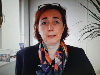 Angela Freimuth MdL, Vizepräsidentin des Landtags Nordrhein-Westfalen (Foto: ©DAW/AWI)