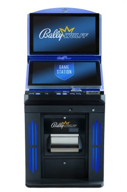 Game Station Wide-Slant-Top Premium