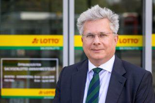 Frank Schwarz, Geschäftsführer der Sächsischen Lotto-GmbH (Foto: Ralf Seegers)