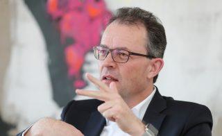 Lotto-Geschäftsführer Georg Wacker (Foto: STLG/Franziska Kraufmann)