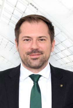 Jakob Rothwangl, VP Global Sales (Foto: NOVOMATIC AG)