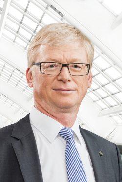 Walter Eschbacher, Director Production & Logistics (Foto: NOVOMATIC AG)