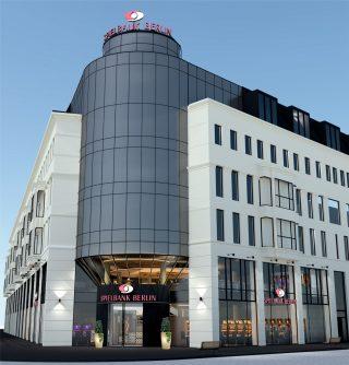 Der neue Standort der Spielbank Berlin am Kurfürstendamm 31 öffnet am 1. Mai 2021. (Bild: Spielbank Berlin)
