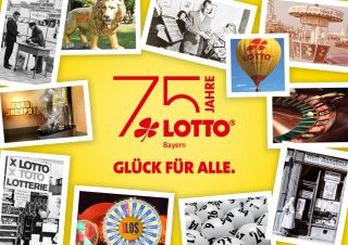 75 Jahre LOTTO Bayern