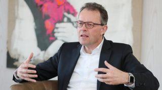 Georg Wacker, Geschäftsführer der Staatlichen Toto-Lotto GmbH Baden-Württemberg