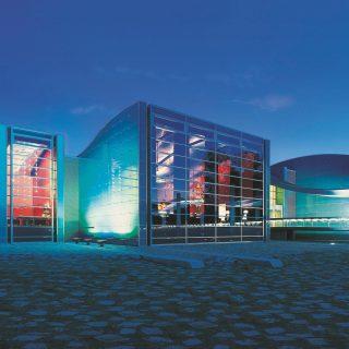 Die Spielbank Bad Steben (Foto: Spielbanken Bayern)