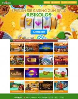 Social Casino Plattform