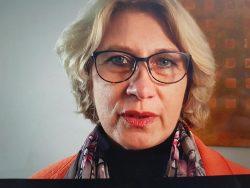 Hielt ein Grußwort: Anita Klahn MdL, Stellvertretende Fraktionsvorsitzende und Bildungspolitische Sprecherin der FDP-Fraktion im Landtag Schleswig-Holstein. (Foto: DAW/AWI)