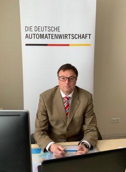 DAW-Länderbeauftragter Mario Tants (Foto: DAW/AWI)