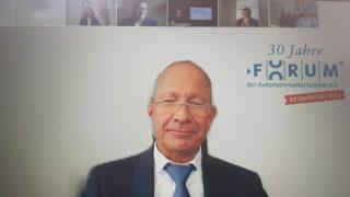 Martin Restle, Stellvertretender FORUM-Vorsitzender und Admiral Entertainment-Geschäftsführer. (Foto: DAW/AWI)