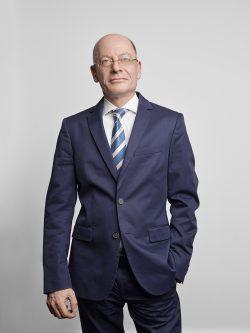 Thomas Kintscher adalah direktur baru Casino Davos.