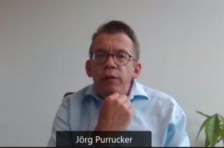 Jörg Purucker erläuterte das Vorgehen bei MTIC Intercert. (Foto: ©DAW/AWI)