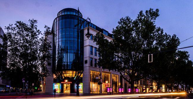 Der neue Standort der Spielbank Berlin am Kurfürstendamm. (Foto: Spielbank Berlin)