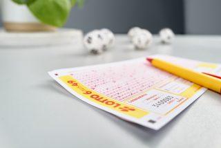 Lottoschein (Foto: Claus M. Morgenstern)