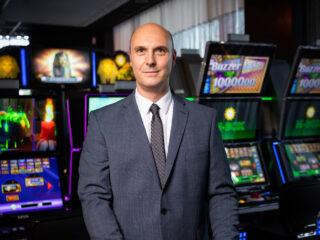 David Schnabel, Geschäftsführer der MERKUR Spielbanken, kam als Spielbankenkenner aus NRW 2014 zur Gauselmann Gruppe.