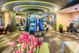 Das Casino Mundsburg