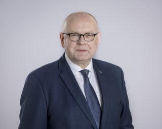 Dieter Kuhlmann, Vorstand Spielbetriebe