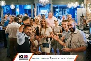 Tziganos, SIGMA iGathering – London 2021.