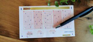 Seorang peserta dari distrik Kleve menempatkan nomornya dua kali untuk pengundian KENO pada hari Kamis (23 September) - dan dengan demikian menjadi jutawan ganda!  Keterangan rahasia telah memberikan tip keberuntungan di Internet di www.westlotto.de.  (Foto: Sarah Rohlmann)