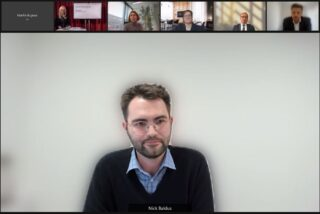 Nick Baldus, Unternehmer und Zertifizierungs-Botschafter. (Foto: FORUM)
