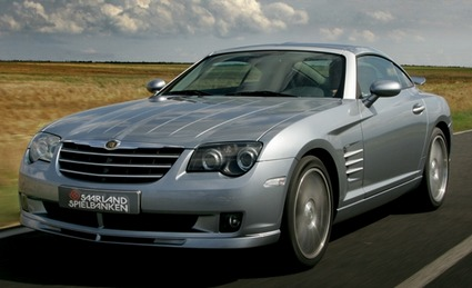 Chrysler Crossfire Coupé