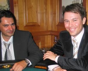 Der Turniersieger<br> Hr. Tagay & Lucky Man- Hr. Adam