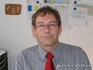 Ruedi Schneider, stellvertretender Direktor - <br> Leiter der Abteilung Aufsicht