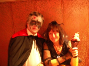 Halloween im Casino Kiel