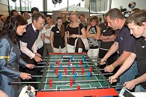 MdBs gegen Kickerprofis