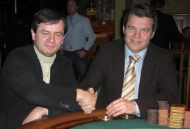 Michael Murra und Tomasz Kopec