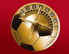 Aktionsbild der Brandenburgischen <br /> Spielbanken zur Fußball-EM