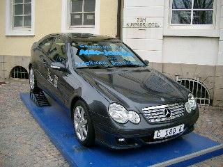 Mercedes 180 Sportcoupé