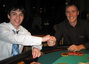 Andreas Weigold (1.) & David Klein (2.)