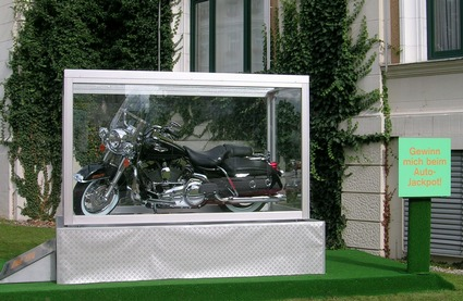 Harley-Davidson KING ROAD CLASSIC - der neue Gewinn am Mystery-Jackpot