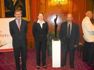Gerno Gerlach, Carina Breuhahn, Ralph Nieling