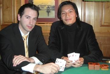 Matthias Schramm (li.) und Duc-Cuong Vu