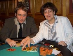 Daniel Matissek & Soraya Homam