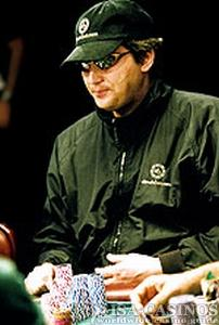 Phil Helmuth jun. Las Vegas WSOP