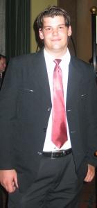 Der strahlende Sieger<br>Benjamin Wedel