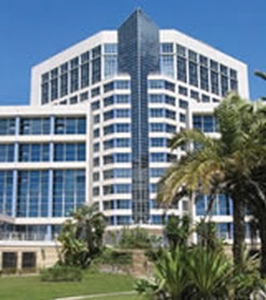 Bürogebäude in Gibraltar am Europort<br>Suite 651 - CarmenMedia Group