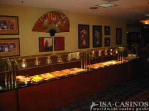 Frühstücksbüffet im El Cortez