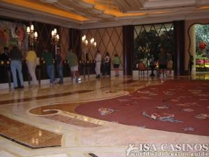 Casino Wynn - Check In Lobby