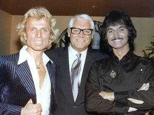 Siegfried & Roy mit Cary Grant<br>Quelle siegfriedandroy.com