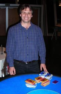 Der Turniersieger Roman Hayer